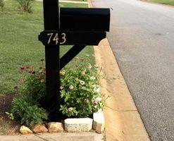 Hva slags blomster å plante i en postkasse?