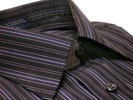 Hvordan fjerne rynker i kjole skjorter