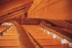 Hva er årsaken til høy luftfuktighet på loft?