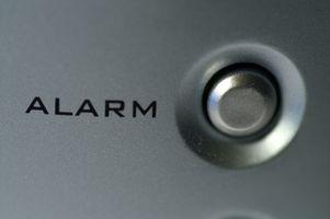 Hvordan Reset en Simon Security Sensor