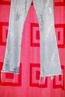 Slik fjerner Permanent Marker Fra Jeans
