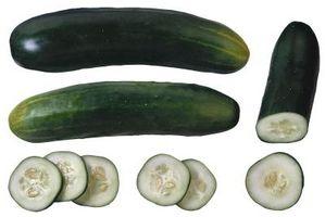 Hvordan Grow en agurk på en Teepee Trellis