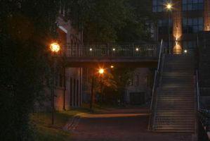 Hvordan redusere energi Avfall Med bevegelsessensorer på utvendig Lights