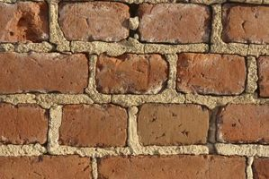 Slik gjenoppretter en Brick Wall Inside