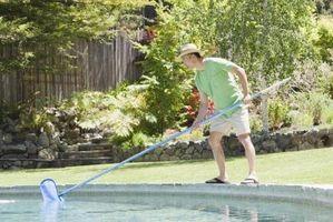 Hvordan Kill Bugs i en Pool