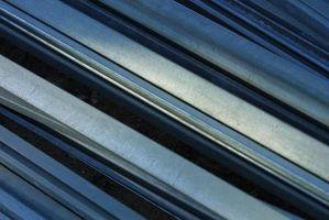Typer metall Bends