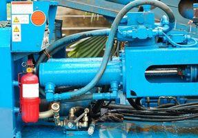 traktor Logg splitter hekte