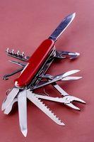 Hvordan Whittle med lommekniver