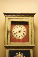 Hvordan fikse en Pendulum Mechanism på Brass Klokker