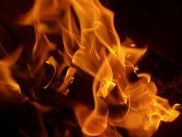 Hvordan beregne brannbelastning