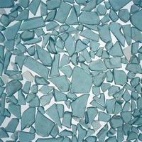 Hvordan Cut Glass Tile slik at den ikke Shatter ikke
