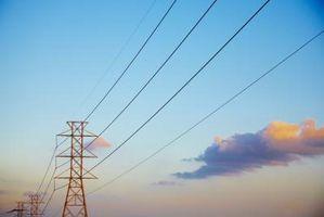 Jordfeil videresending Problemer med skjermede strømkabler