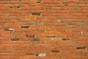 Slik fjerner Rug Lim Fra Brick