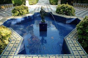 Hvordan velge en erstatning svømmebasseng Pump