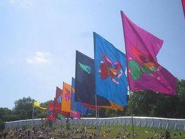 Hvordan lage din egen Dekorative Outdoor Flag
