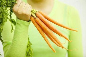 Problemer med gulrøtter spirende
