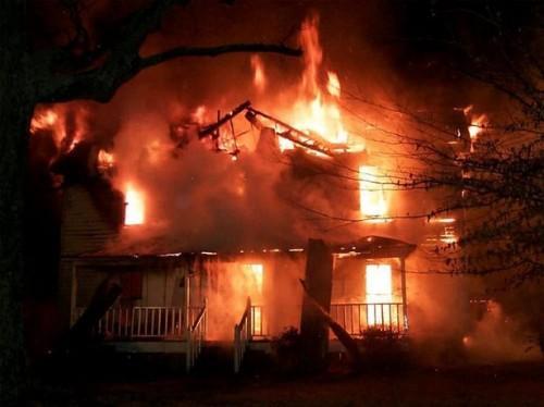 Slik unngår du at en brann i en bolig