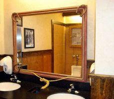 Streak Free Mirror Rengjøring