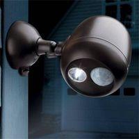 Hvordan en Outdoor Motion-Sensor lys fungerer?