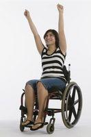Hvordan bygge en rullestol rampen over to trinn