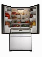 Slik flytter Mat til et nytt kjøleskap