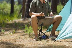 DIY Tripod Camp Krakk