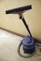 Instruksjoner for en Wet / Dry Shop-Vac