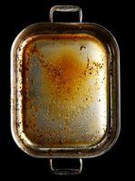 Slik fjerner fett fra Cookware