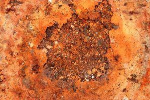Rust fjerner