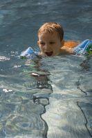 Svømmebasseng sikkerhet retningslinjer