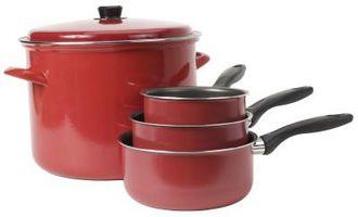 Hvordan få Burnt Food Off of Non-Stick Cookware