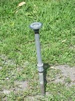 Hvordan eliminere en Water Hammer i et sprinkleranlegg