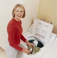 Hvordan fjerne vond lukt i vaskemaskinen
