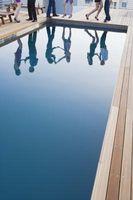 Hvordan finne & Fix Lekkasjer i Inground Pools