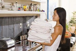 Hvordan lage en nedfellbare Klesvask Table