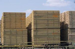 Hvordan bruke Trex Lumber å bygge planter bokser