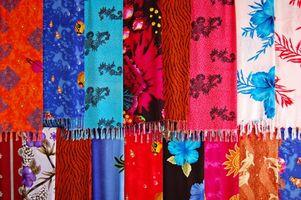 Kan silke skjerf rengjøres med tørketrommel Klesrens kluter?