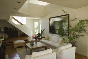 Hvordan Fukt et hjem uten en luftfukter