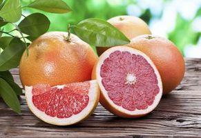 Når er Grapefrukt Season i Florida?
