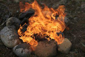 Fire Pit Forskrift
