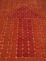 Slik installerer en Paver Brick Innkjørsel