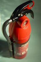 Kan du Gjenbruk brannslukkere?