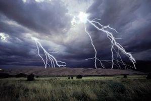 Hvordan beregne Lightning til Cable Coupling
