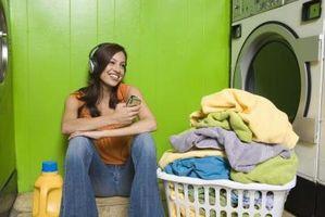 Om vaskemiddel