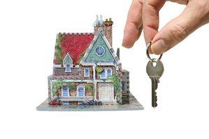 Hvordan åpne et hus Lock