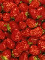 Hva å gjøre med visnet Jordbær