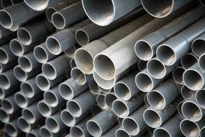 Fordelene av plastavfall Pipes