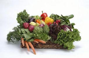 Selv pollinerende Frukt og grønnsaker