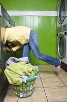 Er Germs Spre når hvitvasking Klær i et felles vaskemaskin og tørketrommel?