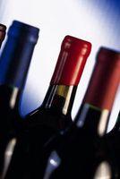Hvordan bli kvitt bananfluer / Gnats med en flaske rødvin